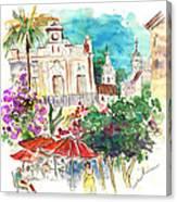 Sanlucar De Barrameda 03 Canvas Print