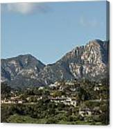 Santa Barbara California Canvas Print
