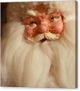 Santa Claus - Antique Ornament - 14 Canvas Print
