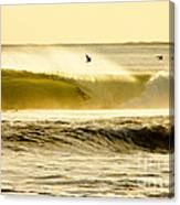 Santa Cruz Surfers Dream Canvas Print