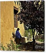 Santa Fe Afternoon - New Mexico Canvas Print