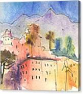 Santa Margherita In Italy 01 Canvas Print