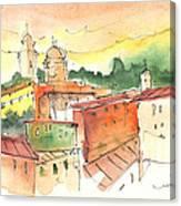 Santa Margherita In Italy 04 Canvas Print