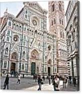 Santa Maria Del Fiore - Florence Canvas Print