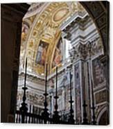 Santa Maria Maggiore Canvas Print