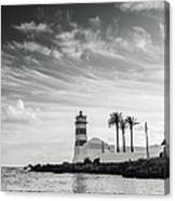 Santa Marta Lighthouse I Canvas Print