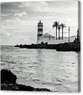 Santa Marta Lighthouse II Canvas Print