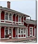 Santa Paula Station Canvas Print
