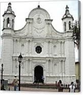 Santa Rosa Cathedral Canvas Print