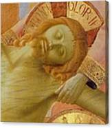 Santa Trinita Altarpiece Canvas Print