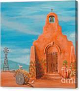 Santuario Canvas Print