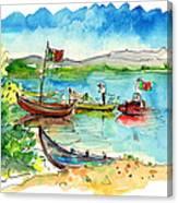 Sao Jacinto 07 Canvas Print