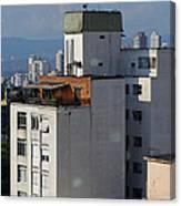 Sao Paulo Penthouse Canvas Print