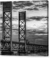 Sarah Long Bridge  Canvas Print