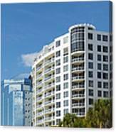 Sarasota Architecture 1 Canvas Print