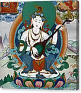 Saraswati 13 Canvas Print