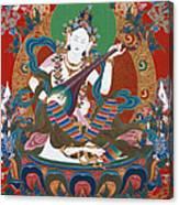 Saraswati 14 Canvas Print