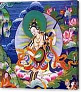 Saraswati 5 Canvas Print