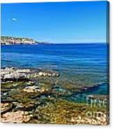 Sardinia - Shore In San Pietro Island Canvas Print