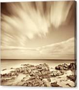 Sardinia - Costa Del Sud Canvas Print