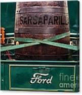 Sarsaparilla Canvas Print