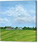 Saskatchewan Summer Canvas Print