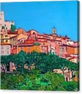 Saturina Canvas Print