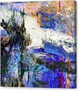Sausalito Canvas Print
