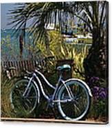 Sausalito Summer Canvas Print