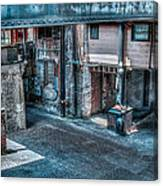 Savannah Alley Canvas Print