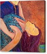 Save The Last Dance Canvas Print