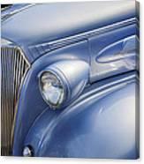 Saweet Chevy 1937 Chevrolet Canvas Print