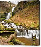 Scaleber Force Waterfall Canvas Print