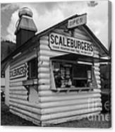 Scaleburgers Canvas Print