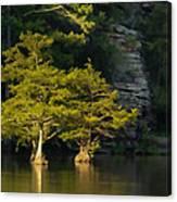 Scenic Beavers Bend Canvas Print