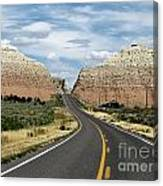 Utah's Scenic Byway 12 - An All American Road Canvas Print