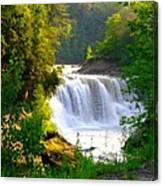 Scenic Falls Canvas Print