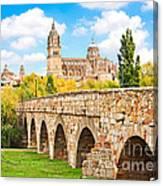 Scenic Salamanca Canvas Print