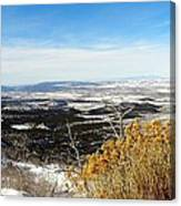 Scenic Vista Canvas Print