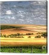 Scenic Wiltshire Canvas Print
