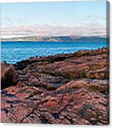 Schoodic Point 8414 Canvas Print