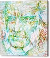 Schopenhauer Canvas Print