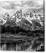 Schwabacher Landing Canvas Print