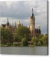 Schwerin Palace - Germany Canvas Print
