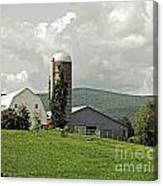 Scoharie New York Farm Canvas Print