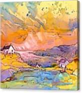 Scotland 27 Bis Canvas Print