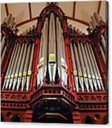 Scots Church Melbourne Canvas Print