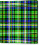 Scott Tartan Variant Canvas Print