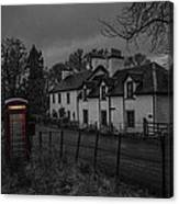 Scottish Inn Canvas Print