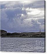 Scottish Storm Canvas Print